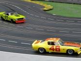 '70 Chellenger  + '71 Camaro