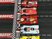 Drivers Cup - 124 Klassiker